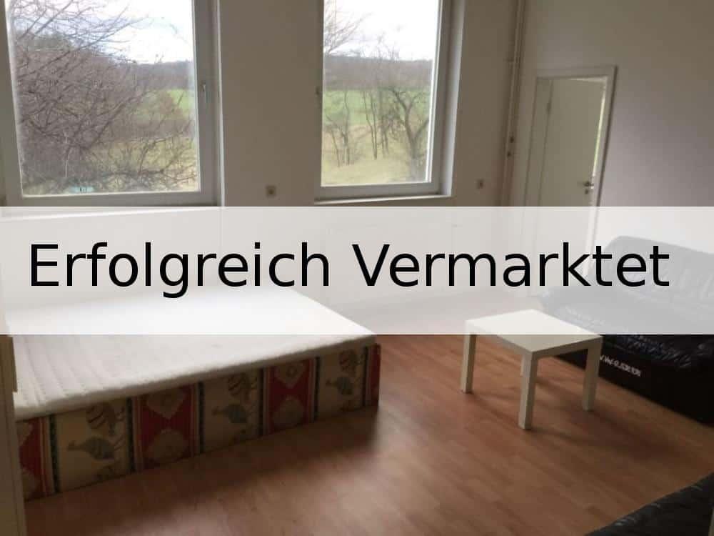 Schöne ein Zimmer Wohnung in Kassel (Kreis), Niestetal, Kellerwohnung in Industriekomplex 34266 Niestetal, Apartment