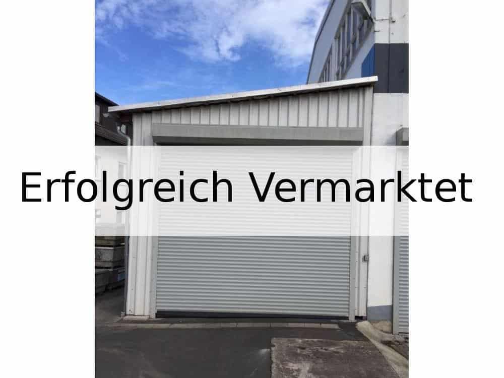 Lagerhalle 55,00 m2 in Niestetal Heiligenrode zu vermieten 34266 Niestetal, Lager mit Freifläche