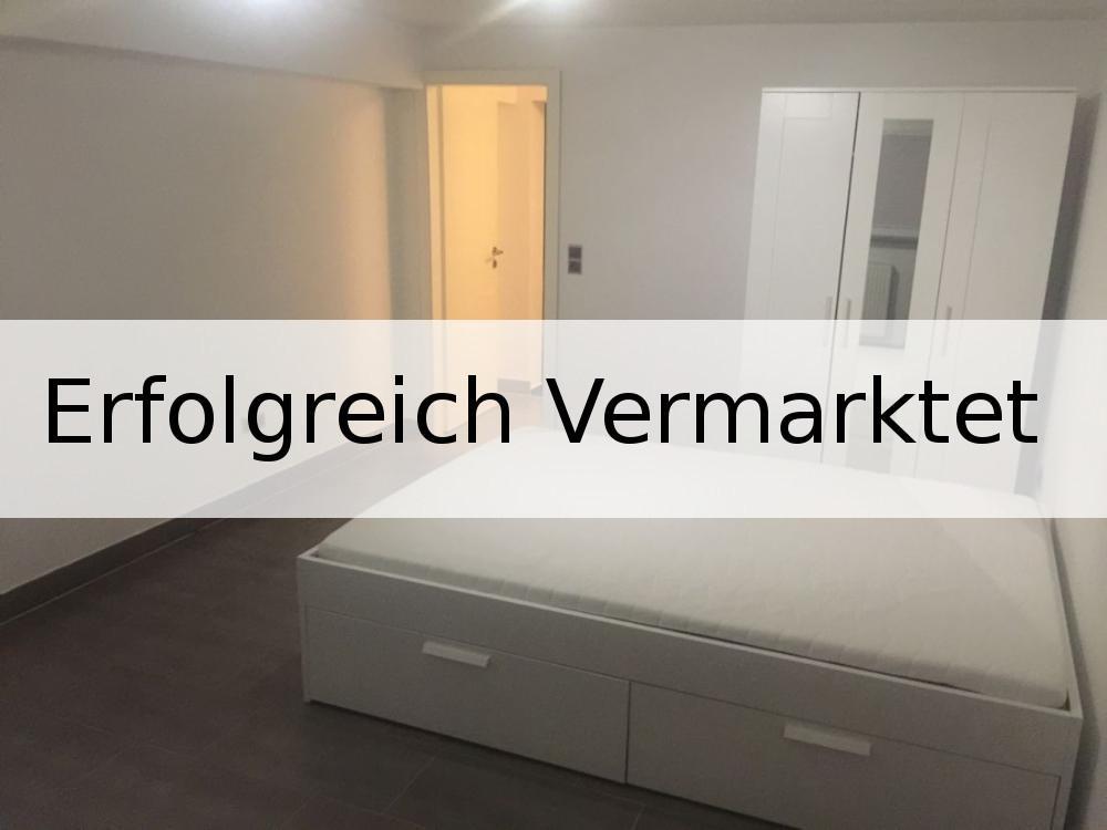 Neuwertige voll sanierte möblierte Souterrain Wohnung 32,00 m2 in Top Lage von Niestetal 34266 Niestetal, Souterrainwohnung