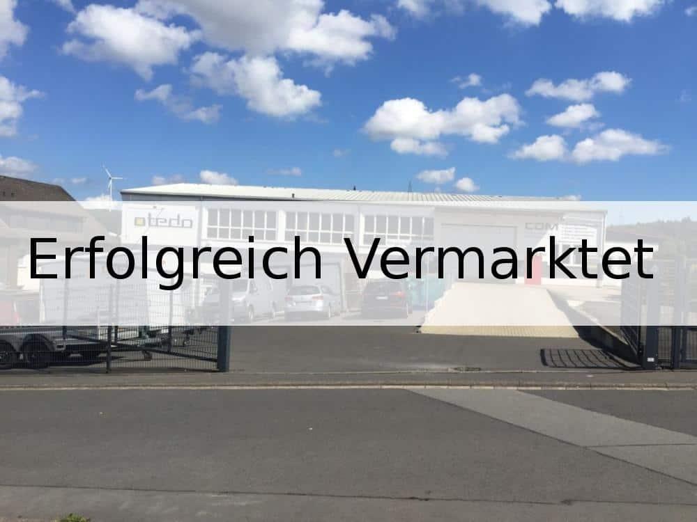 Halle Lagerhalle Produktion 550 m2 85 m2 Büro Außenflächen nach Bedarf 34266 Niestetal, Lager mit Freifläche