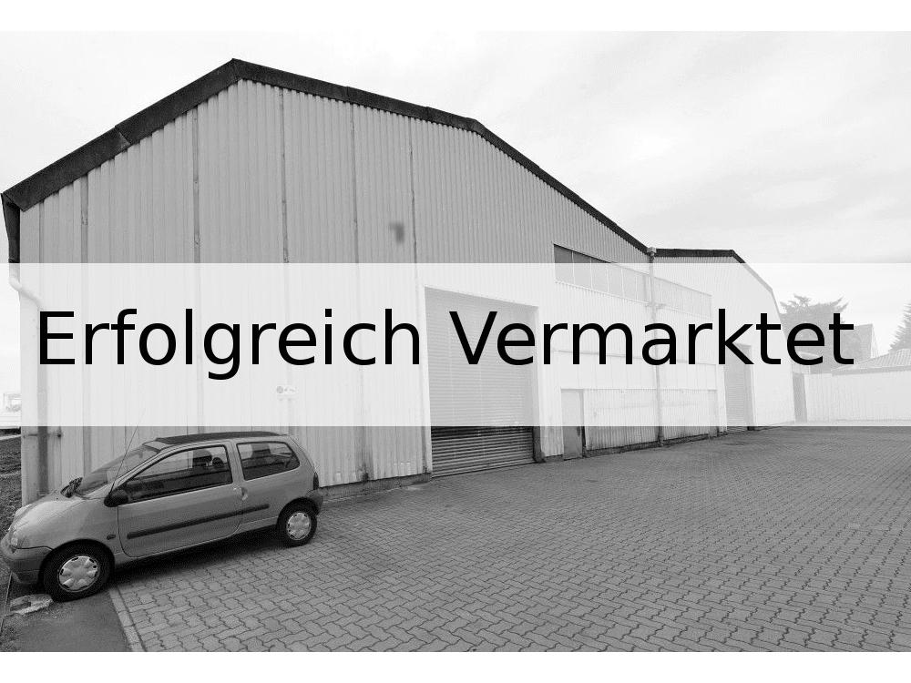 Lagerhallen/Garagen variabel nach Mieterwunsch von 15 bis 150 m² direkt am Stadtrand ab 2,50 €/m² 34233 Fuldatal, Lager mit Freifläche