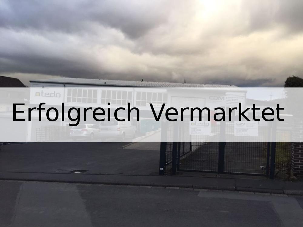 Lagerhalle 138 m2 mit 40 m2 Büro/Küche/Bad/Dusche in Niestetal Heiligenrode 34266 Niestetal, Freifläche
