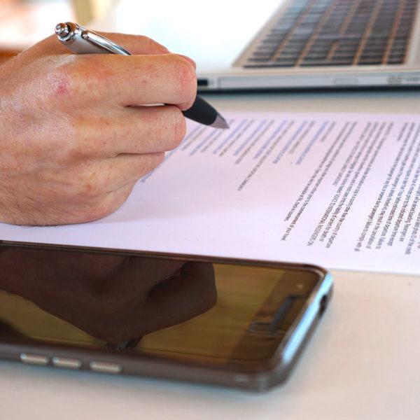 Maklervertrag widerrufen