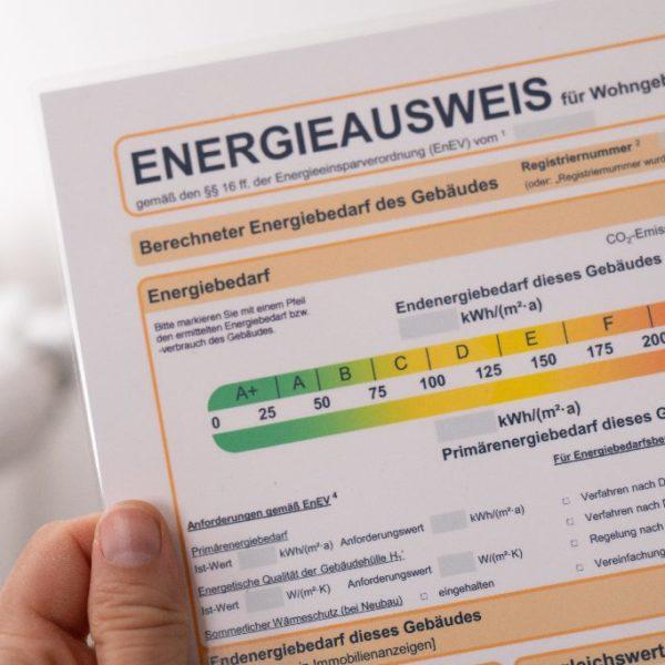 Energieausweis erstellen - Die wichtigsten Infos für Eigentümer und Mieter