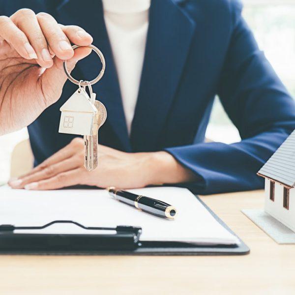 Immobilie verkaufen - Titelbild