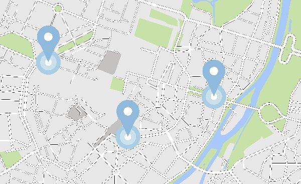 Gewerbeimmobilien verkaufen - Die Lage des Grundstücks - Beitragsbild der-makler.immo