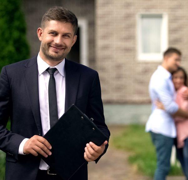 Immobilienmakler Ratgeber - Titelbild